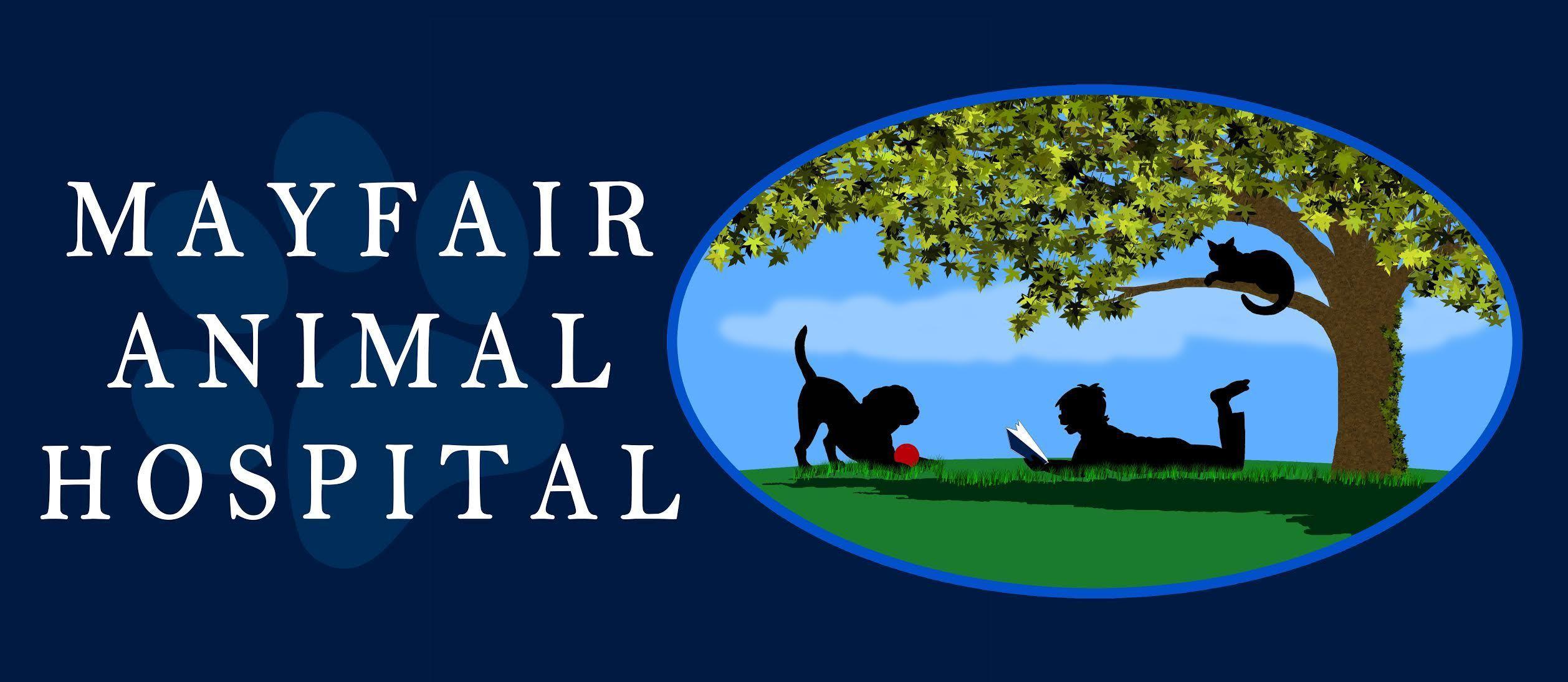 Mayfair Animal Hospital logo