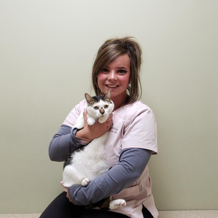 Alicia<br>Veterinary Assistant  photo