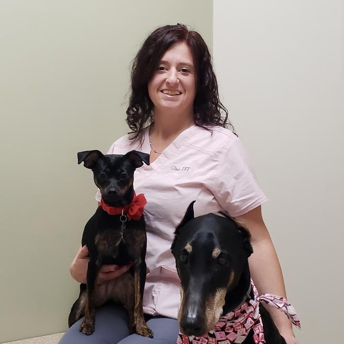 Tina<br>Licensed Veterinary Technician  photo